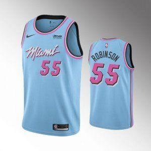 Authentic Miami Heat Duncan Robinson City Jersey